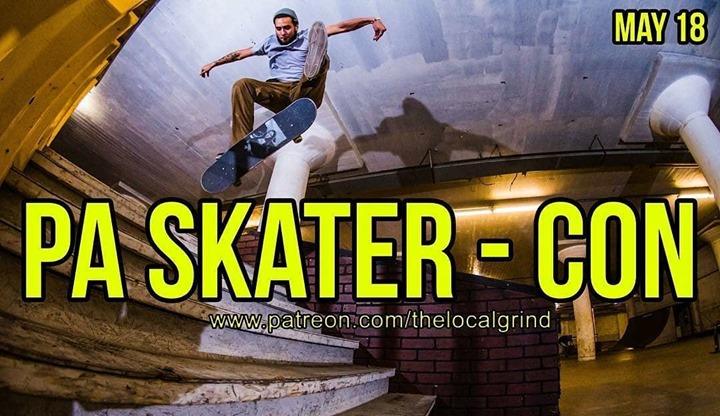 Only a few weeks away! Be sure to stop out to eat, skate, and…